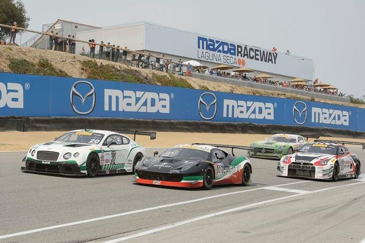 Mazda Raceway Laguna Seca cover