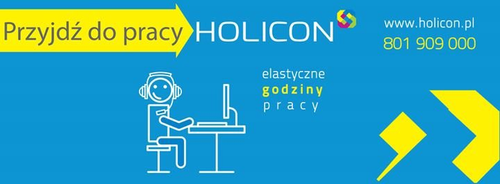 Holicon Sp. z o.o. cover
