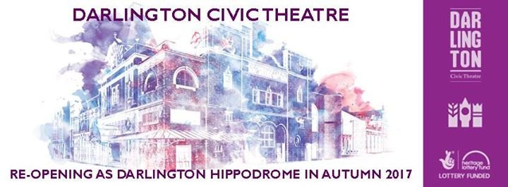 Darlington Hippodrome cover