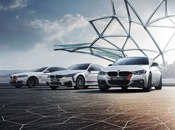 BMW БАРС cover