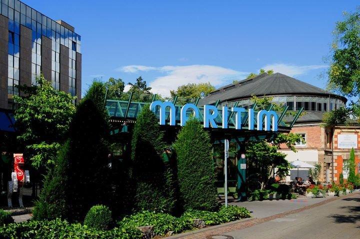 Maritim Hotel Stuttgart cover