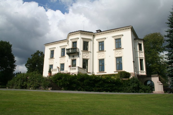 British Embassy Oslo cover