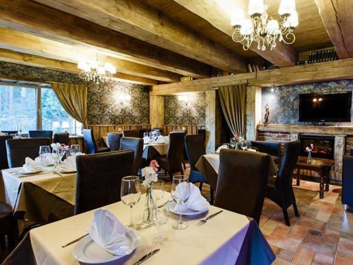 Agate Hotel Restorāns cover