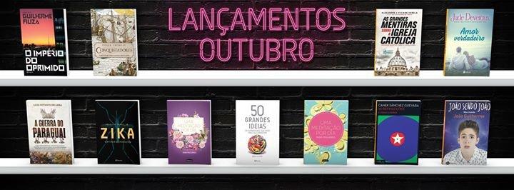 Planeta de Livros Brasil cover