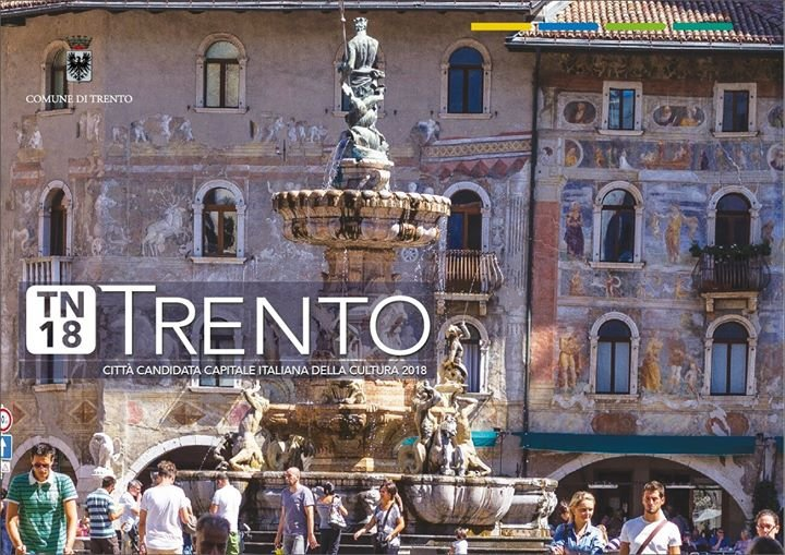 Visit Trentino cover
