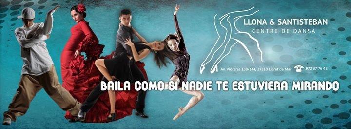 Llona & Santisteban Escuela de Danza cover