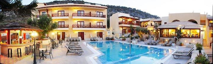 Cactus Beach Hotel & Bungalows cover