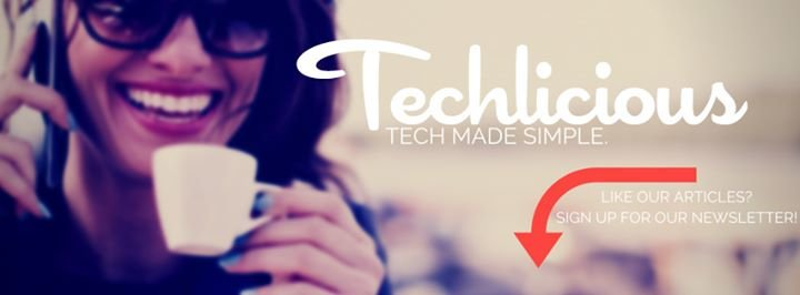 Techlicious cover