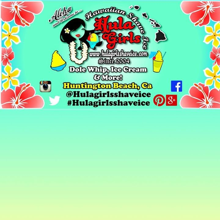 Hula Girls Shave Ice cover