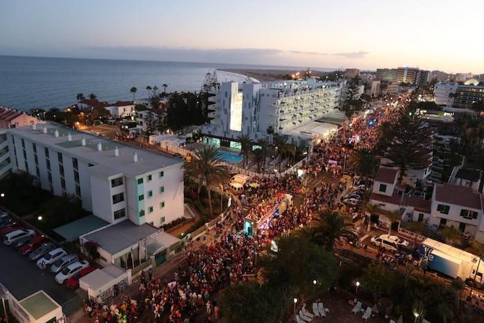 Carnaval Internacional de Maspalomas cover