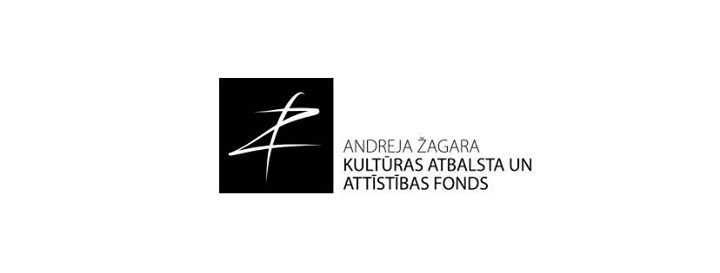 Andreja Žagara Kultūras atbalsta un attīstības fonds cover