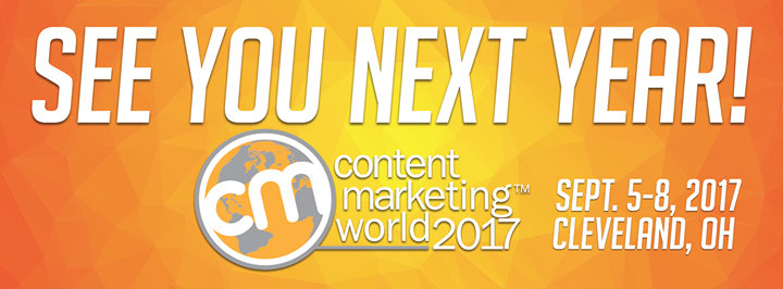 Content Marketing World cover