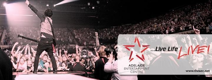 Adelaide Entertainment Centre cover