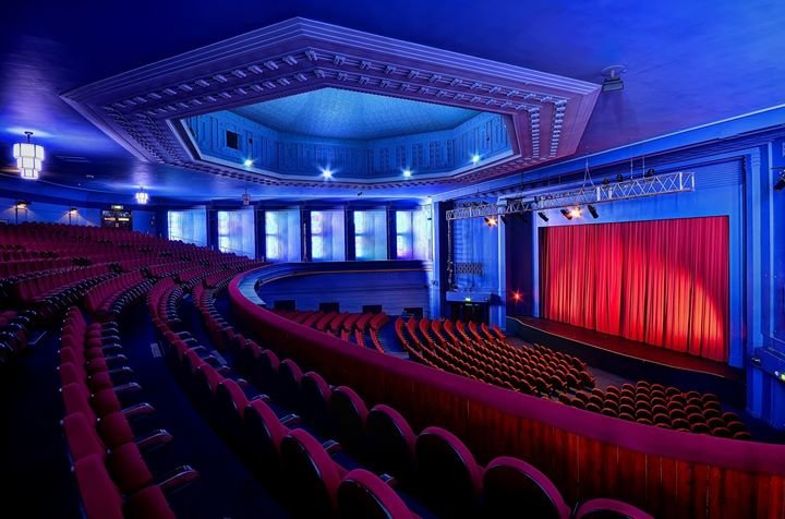 Ipswich Regent Theatre cover