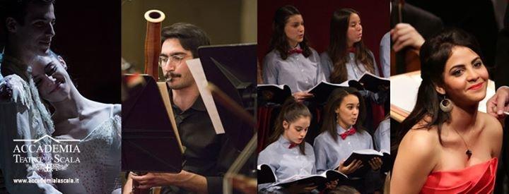 Accademia Teatro alla Scala cover