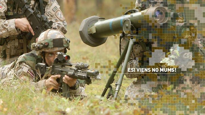 Latvijas armija cover