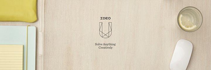 IDEO U cover