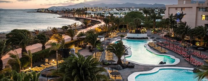 Hotel Beatriz Playa & SPA cover