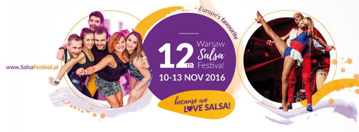 Warsaw Salsa Festival cover