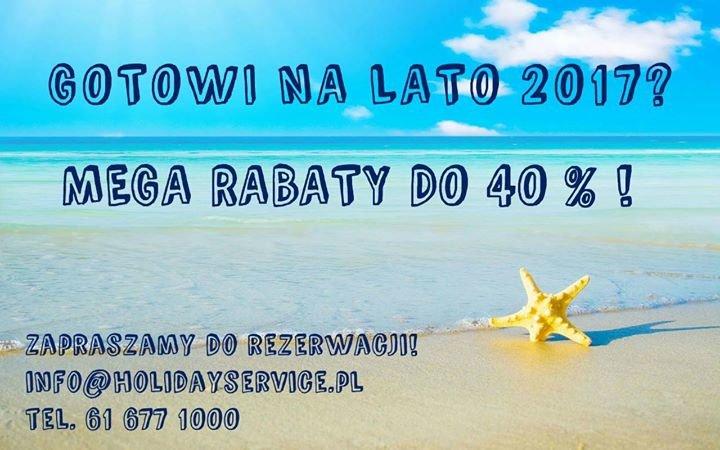 HolidayService Poznań cover