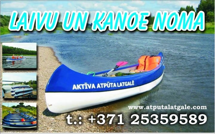Laivu noma - Aktīva atpūta Latgalē cover