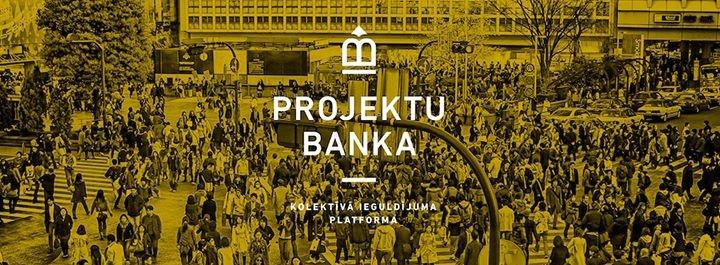 Projektu Banka cover