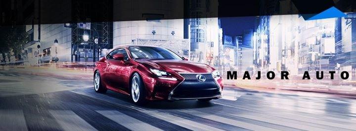 Major Auto cover