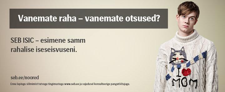 SEB Eesti cover