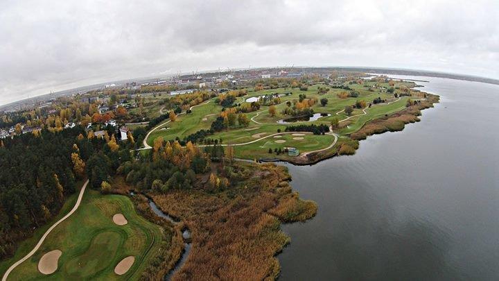 Ozo Golf Club cover