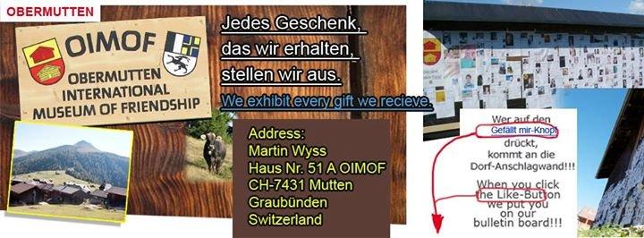 Obermutten GR Gemeindeverwaltung cover