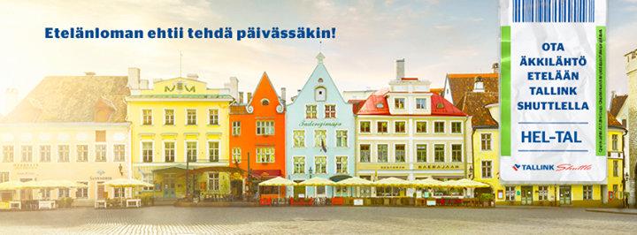 Tallink Suomi cover