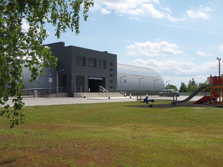 Bauska Motor museum cover