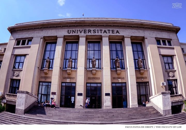 Universitatea din Bucuresti cover