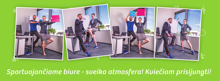 Officeday Lietuva cover