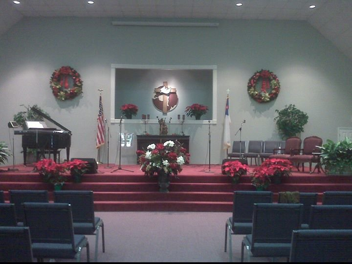 Cornerstone Church/Linden, Alabama cover