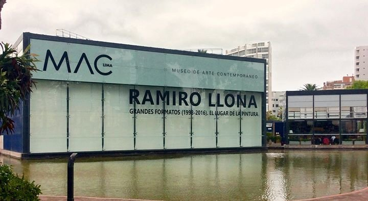 Museo de Arte Contemporáneo - Lima cover
