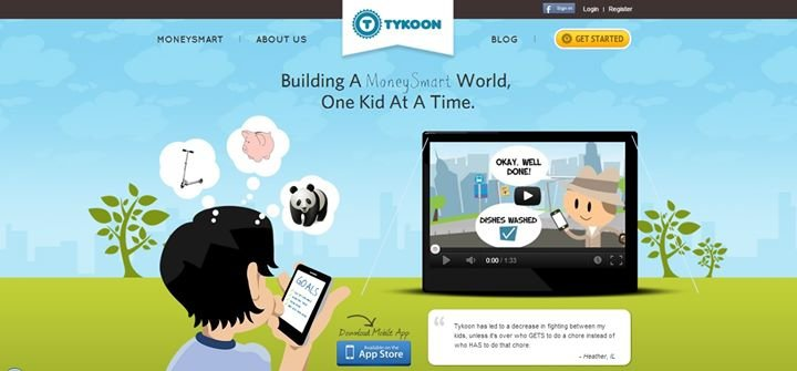 Tykoon cover