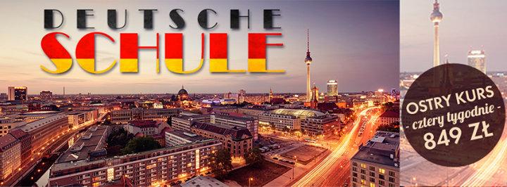 Deutsche Schule - niemiecki cover