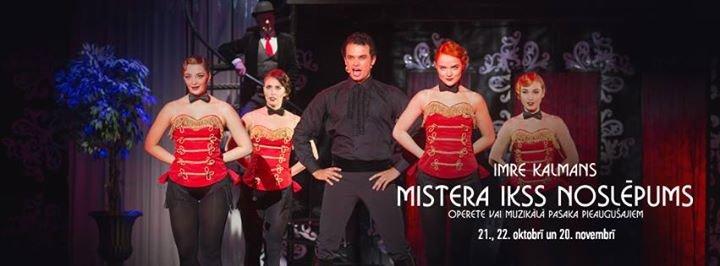 Daugavpils teātris cover