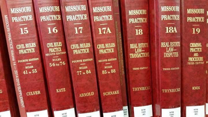 Jackson County Law Library, Inc. cover