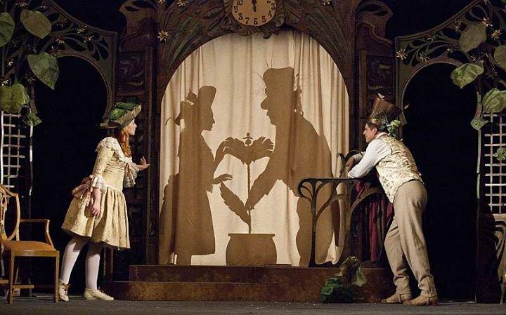 Московский Детский Театр Теней cover