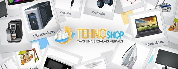 TehnoShop.lv cover