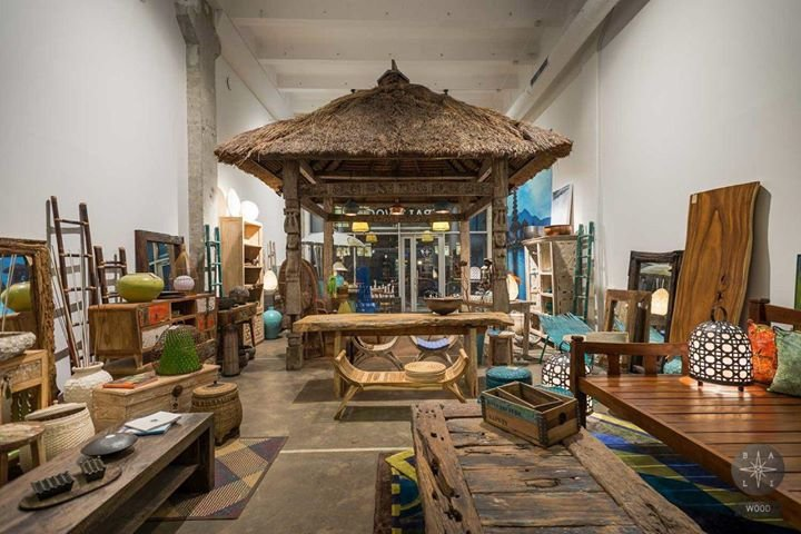 Bali Wood cover