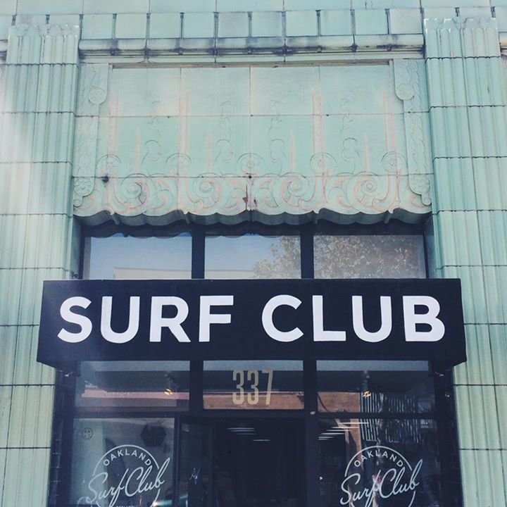 Oakland Surf Club cover