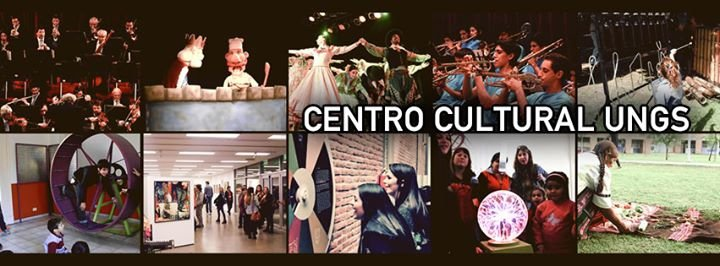 Centro Cultural UNGS cover
