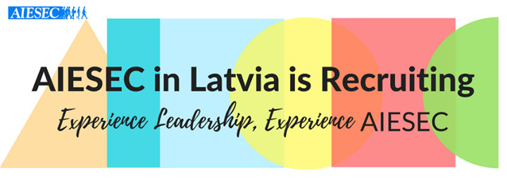 AIESEC in Latvia cover