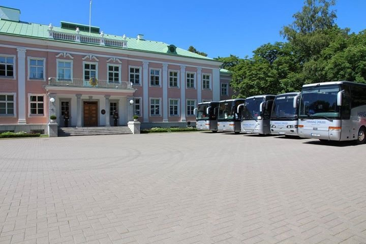 Hansabuss cover