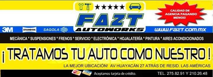 FAZT Autoworks cover