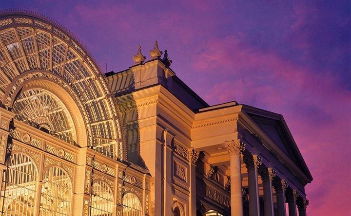 Royal Opera House cover