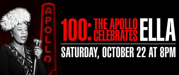 Apollo Theater cover